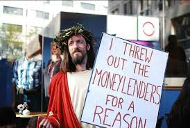Christ and Bankers sign