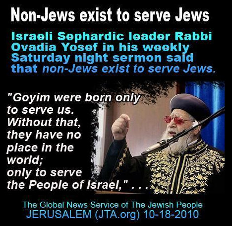 some jews expose themselves