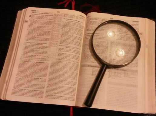 Reading Into The Bible Things That It Does Not Say -1712